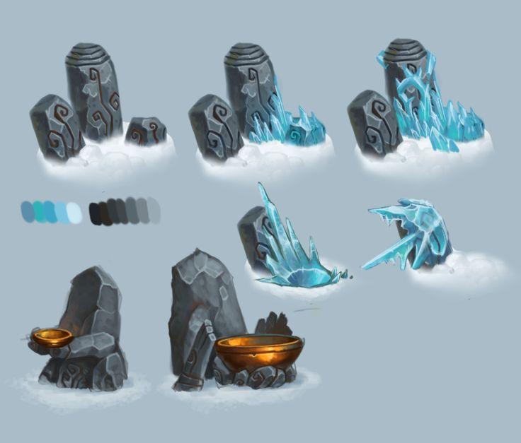 Frozen+totems+by+Gimaldinov.deviantart.com+on+@deviantART