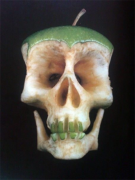 Deadly apple