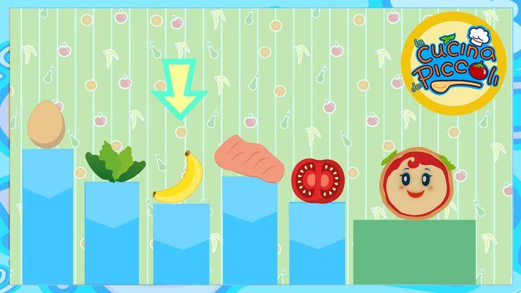 Cartoni animati per bambini - Margherita e il club sandwich Margherita la piccola cuoca torna a giocare con i nostri bambini.  Insegnare ai bambini a contare e riconoscere forme e colori non è mai stato così divertente grazie a Margherita la piccola cuoca! L #cartonianimati #bambini #cibosano