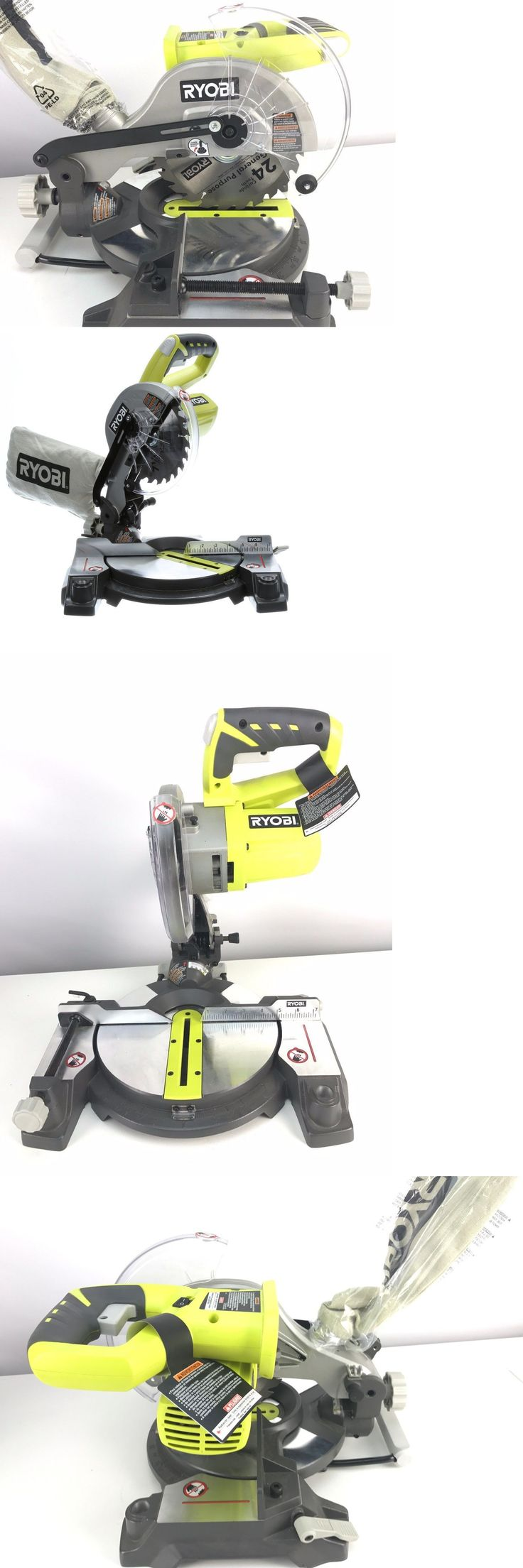 Miter and Chop Saws 20787: Ryobi 18-Volt One+ 7-1 4 In. Cordless Miter Saw - P551 Tool Only -> BUY IT NOW ONLY: $119.99 on eBay!