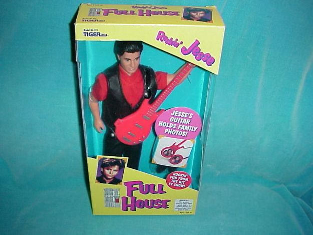 """Rockin' Jesse"" doll from Full House 
