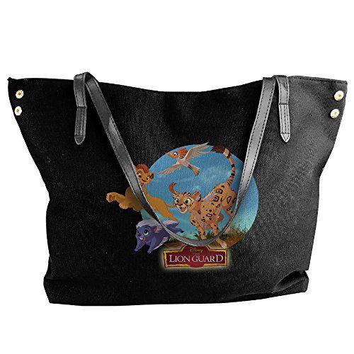 The Lion Guard Disney Junior Stylish Women Handbag Shoulder Bags Tote Purse Canvas Messenger Bag Womens @ niftywarehouse.com #NiftyWarehouse #Disney #DisneyMovies #Animated #Film #DisneyFilms #DisneyCartoons #Kids #Cartoons