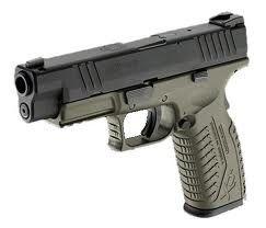 i own this gun <3  (Springfield XDM, 9mm)