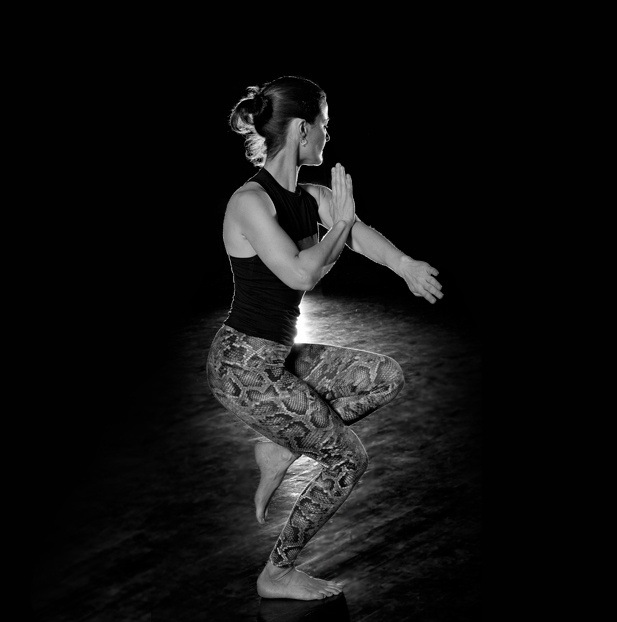 Shadow Yoga - Emma Balnaves