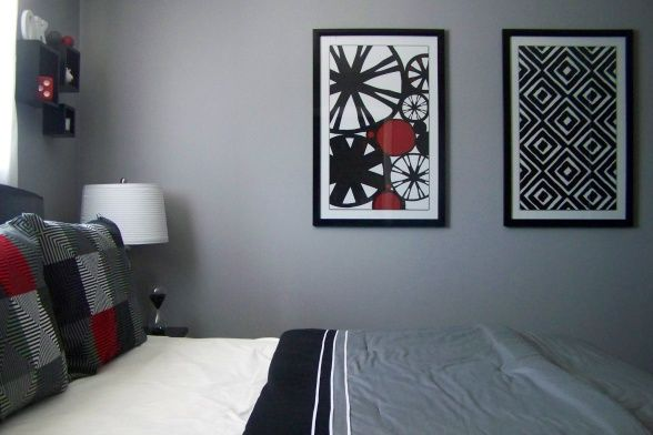Black Laundry Rooms : Black Bedroom Decorating Color Schemes via ratecore.com