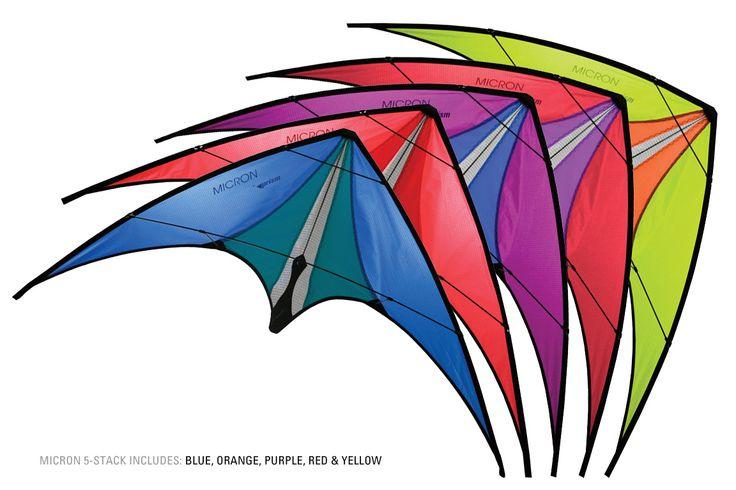 Prism Kite Technology | Micron 5-Stack