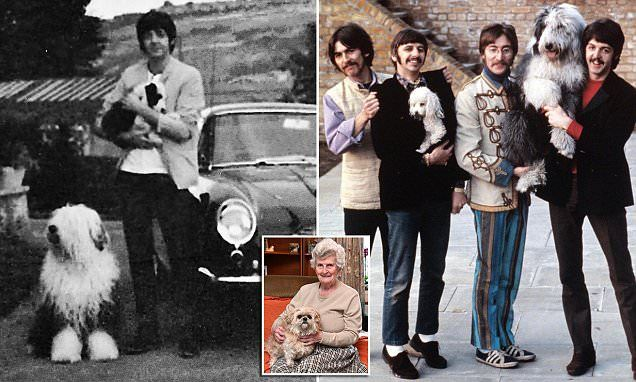 The puppy Paul McCartney loved so much he wrote a song about her