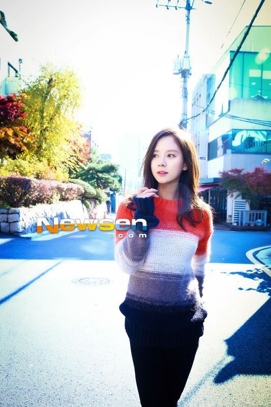 Song Ji Hyo speaks about her experience filming 'Running Man'