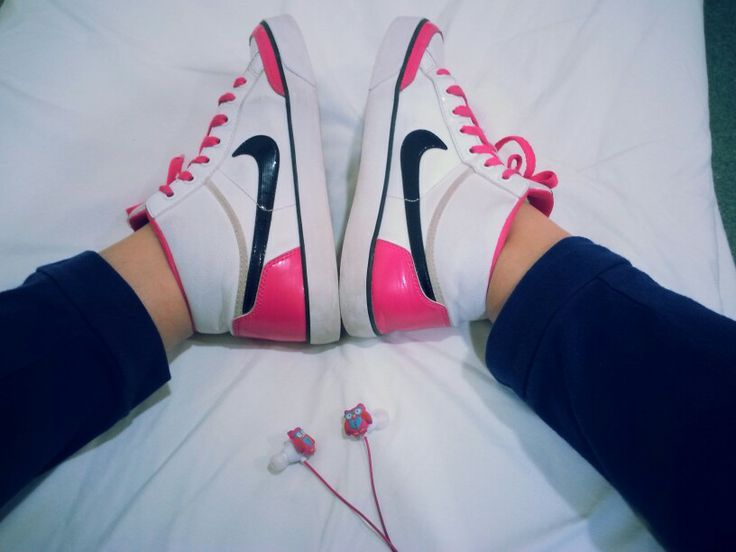 In love with Nike ~
