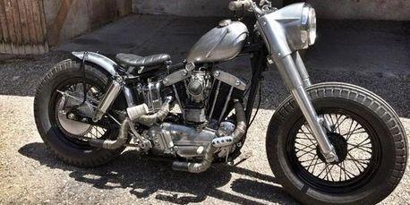 OldIronheads.Com - Vintage Motorcycle Parts, Harley Davidson Ironhead