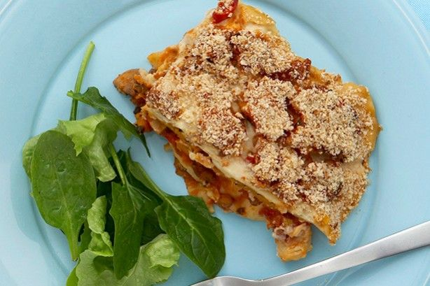Who said vegan had to be boring? Try this delicious lasagne with layers upon…