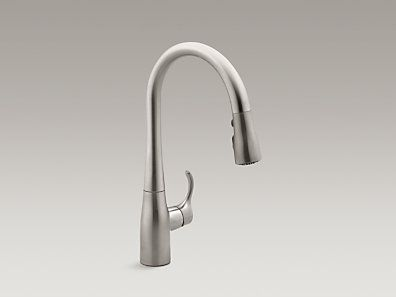 Elegant Bar Sink Faucet with Sprayer