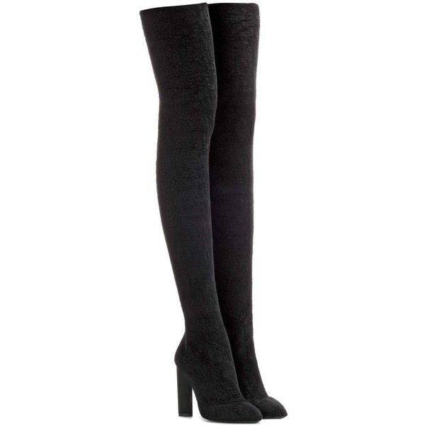 Best 25+ Knee boots ideas on Pinterest | Black thigh high boots ...