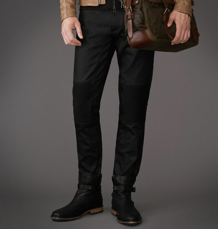Belstaff | Mens Stretch Denim Blackrod Jean | Mens Designer Trousers, Denim & Jeans