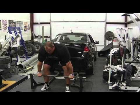 Brian Shaw - Deadlift TechniqueBrian Shaw Deadlift