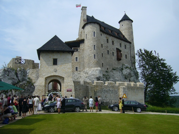 #Ślub na Zamku Bobolice / #Marriage on Castle Bobolice