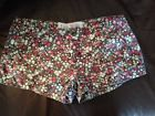 Ladies Girls Jack wills floral shorts hot pants size 8 festival  Price 6.2 USD 0 Bids. End Time: 2017-02-21 22:08:19 PDT