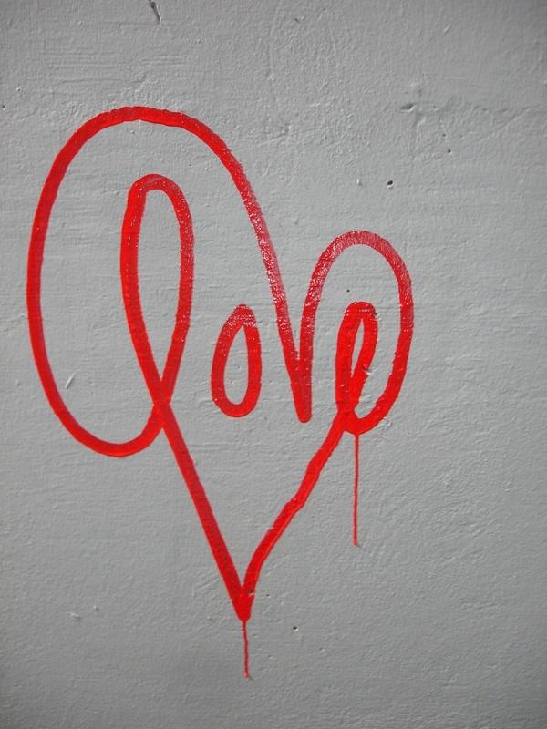 #Heart #Graffiti #NYCLove