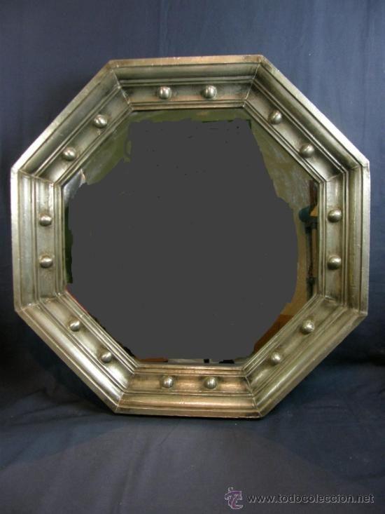 17 best images about espejos miroirs on pinterest for Marco espejo vintage