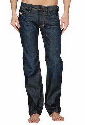 a01ddbb24e0ad6 Mens diesel waykee jeans dark blue new size 32w 32l