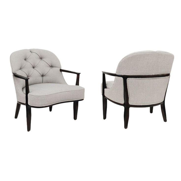 Edward Wormley chairs