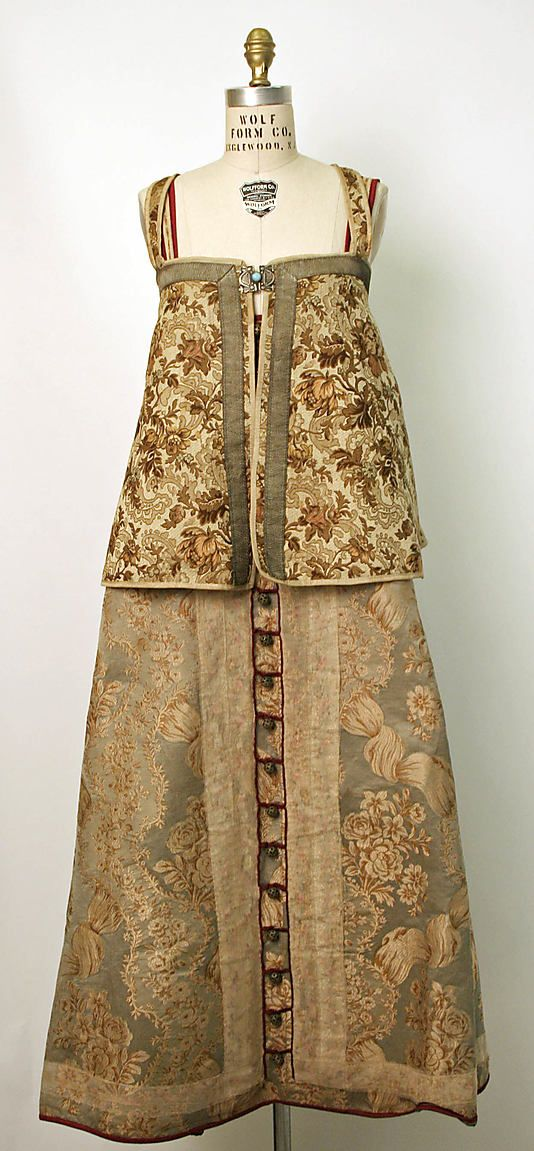 Yet another Russian ensemble, c. 1800s