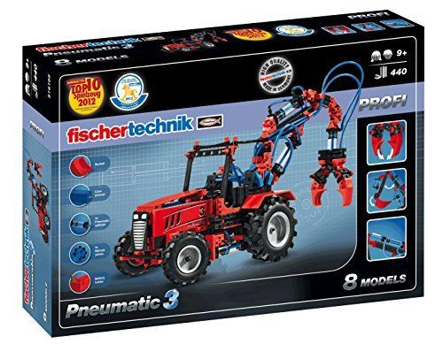 fischertechnik Pneumatic 3 ** Click the image to visit the Amazon website