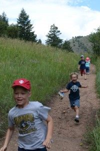 Best hikes with kids in the Denver Area. I'd also add the park by Ken Caryl Ranch. I think it's South Platte Valley Park.