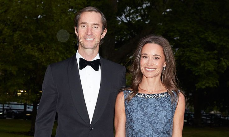 Pippa Middleton and fiancé James Matthews stun at charity ball