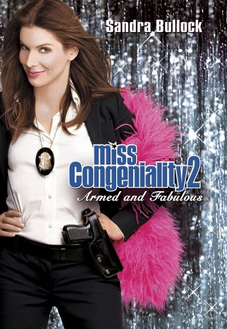 sandra bullock movie posters | Sandra Bullock - Movie Poster Miss Congenialty