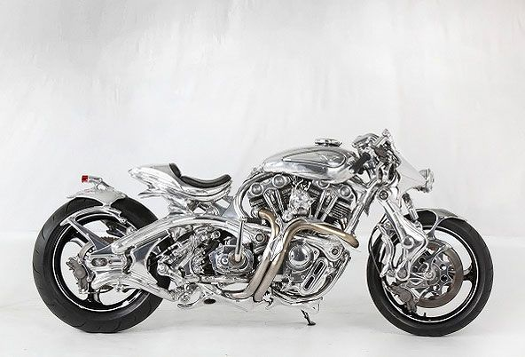 10 Best Motorcycles At 2011 World Championship Of Custom Bike