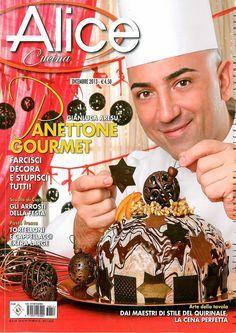 Ventura su Alice Cucina Dicembre 2013 Una spettacolare raccolta di ricette a base di frutta secca Ventura