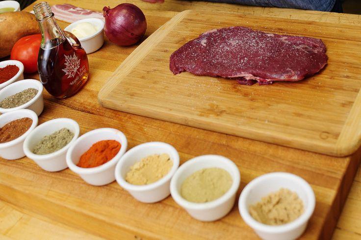 Maple Marinade Recipe for Cast-Iron Venison Steak | Outdoor Life