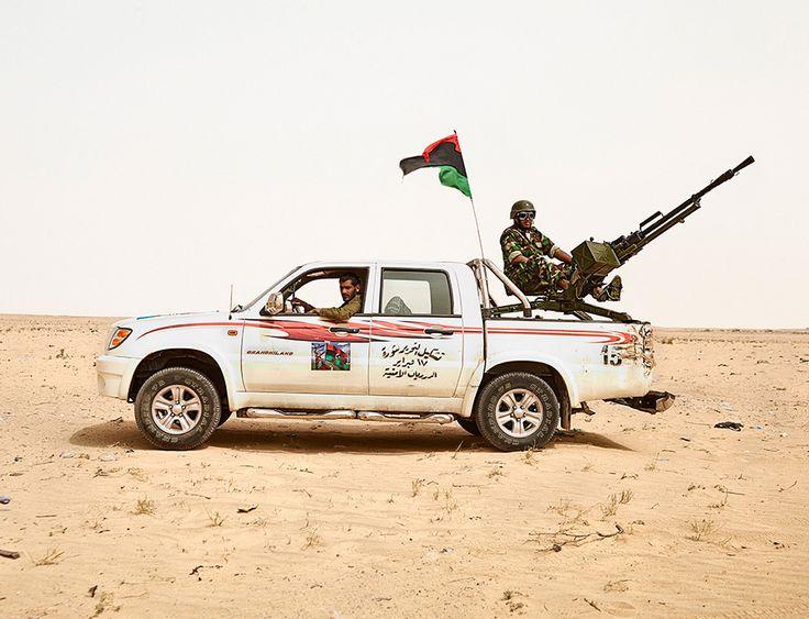 Safe and Hammid, near Ajdabiya, Libya  