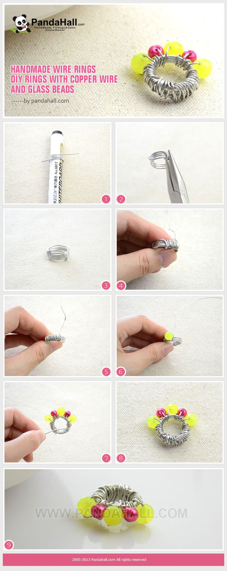 127 best DIY Ring images on Pinterest | Rings, Diy rings and Jewelry ...