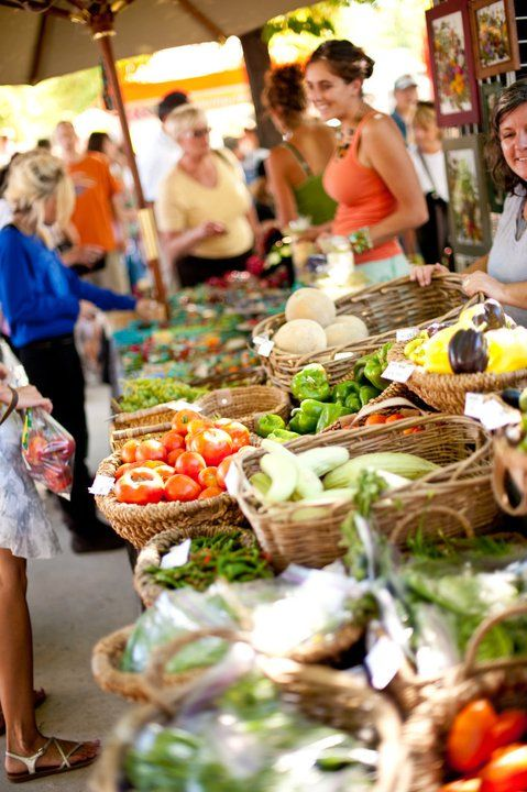 Saturday is Market Day at Downtown Farmers Market in Salt Lake City, Utah 8am - 1pm in Pioneer Park at 300 South & 300 West   http://www.farmersmarketonline.com/fm/DowntownFarmersMarketSLC.html