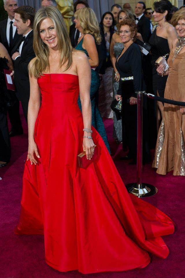 Jennifer Anston, Oscars 2013