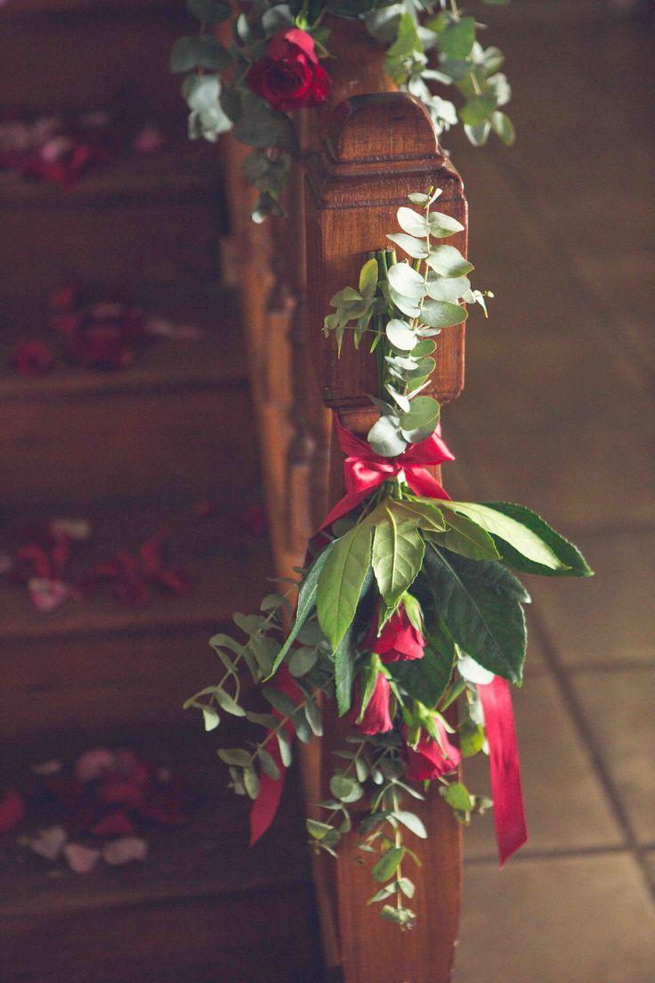 Trailing red roses Photo: Kusjka du Plessis