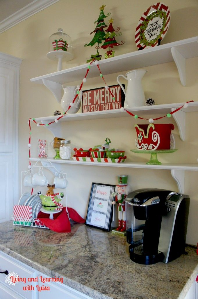 17 mejores imágenes sobre christmas coffee station. en pinterest ...