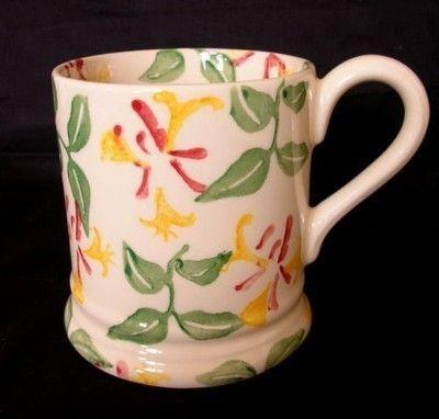 Honeysuckle 0.5 Pint Mug 1999 (Discontinued)