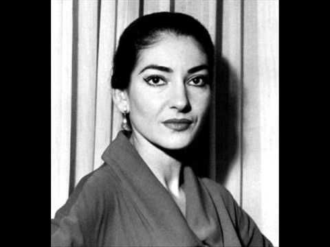 Maria Callas, Les tringles des sistres tintaient (Chanson Boheme) - Carmen - Bizet----This is the clearest version sung by Callas i found so far.