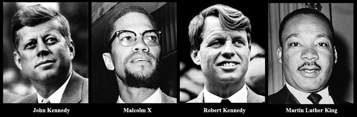 jfk martin luther king and malcolm x Martin luther king jr and malcolm x were both civil rights leaders during the 1960s, but had different ideologies on how civil rights should be won.