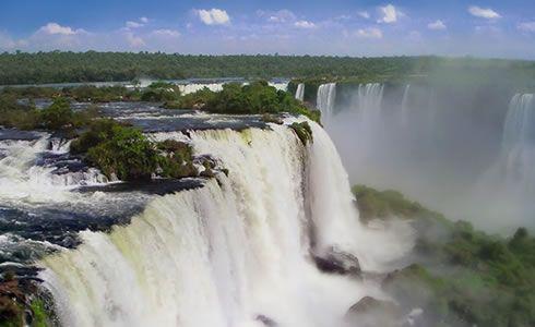 Misiones Cataratas Argentina Cataratas Del Iguazu Argentina Paisajes Lugares Para Viajar
