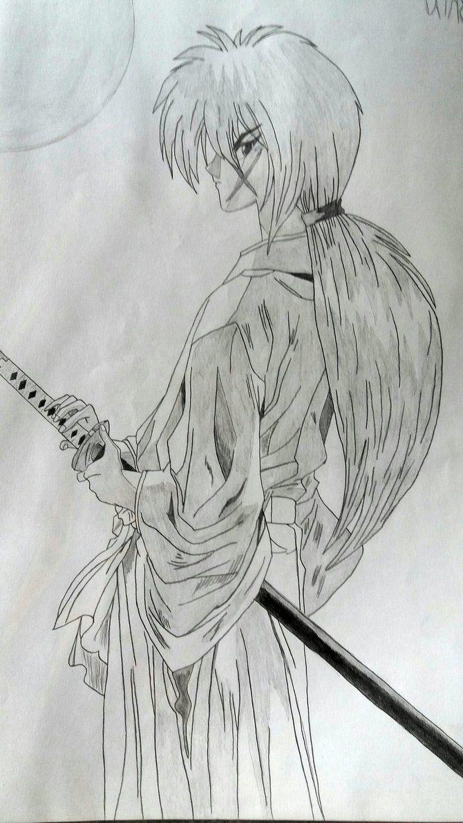 Kenshin Imura By Giuseppejojo92