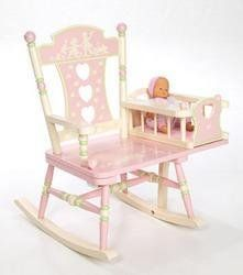 43 best images about Children Rocking Chairs on Pinterest