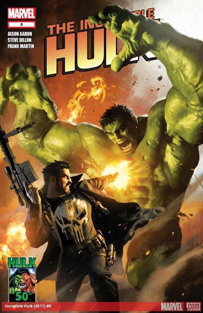 Historia de Hulk