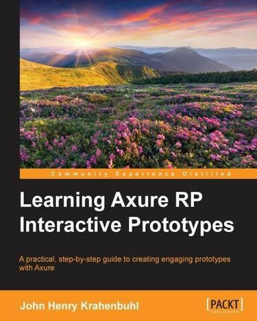 Learning Axure RP Interactive Prototypes - UX/UI Land