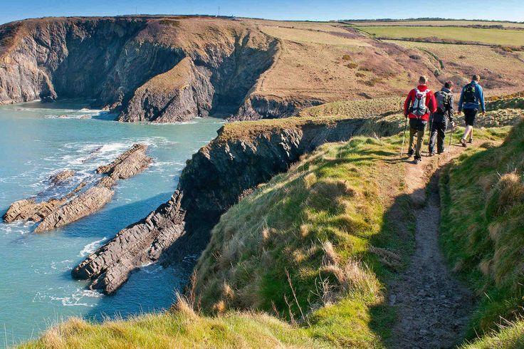 The Wales Coastal Path