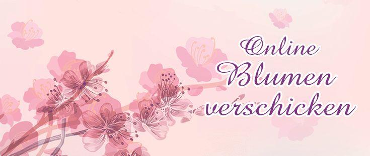 Online Blumen verschicken