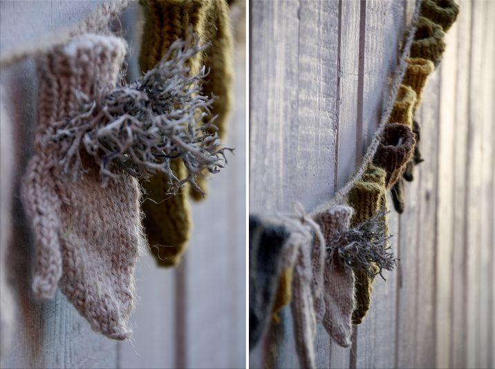 Girlande Garland DIY Tante Malis Gartenblog